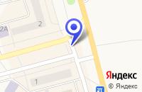 Схема проезда до компании ПТФ ЕВРОДОМ в Чусовом