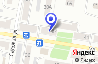 Схема проезда до компании ПРОДОВОЛЬСТВЕННЫЙ МАГАЗИН МИНИ-МАРКЕТ в Лысьве