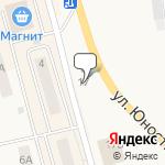 Магазин салютов Чусовой- расположение пункта самовывоза