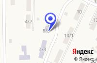 Схема проезда до компании САЛАВАТСКОЕ МОНТАЖНО-НАЛАДОЧНОЕ УПРАВЛЕНИЕ ДП БАШАГРОПРОМПУСКОНАЛАДКА в Салавате