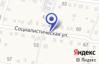 Схема проезда до компании ГАРАЖНЫЙ КООПЕРАТИВ АВТОЛЮБИТЕЛЬ-16 в Усть-Катаве