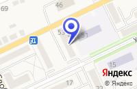 Схема проезда до компании КОФЕЙНЯ ВЫБОР ЛАКОМКИ +7(35147) 20481 в Катав-Ивановске