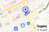 Схема проезда до компании МАГАЗИН МЫСЛЬ в Катав-Ивановске