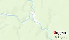 Отели города Усть-Койва на карте