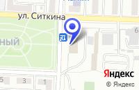 Схема проезда до компании ТФ СТРОЙПЛАСТ в Новотроицке