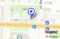 Схема проезда до компании ПОИСК ПЛЮС в Новотроицке