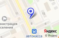 Схема проезда до компании МАГАЗИН КОНСУЛ (ВИННЫЙ ОТДЕЛ) в Юрюзане
