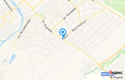 Местоположение на карте пункта техосмотра по адресу Респ Башкортостан, г Белорецк, ул Кирова, д 217