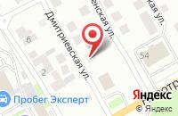 Схема проезда до компании ТТК в Михайловке