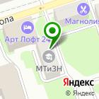 Местоположение компании Орский учебный центр Министерства труда и занятости населения