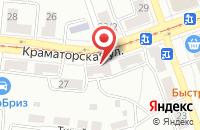 Схема проезда до компании Фианит-Орск в Орске