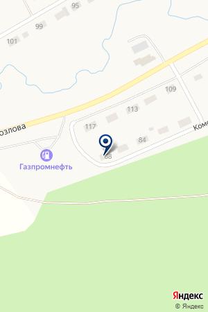 СТРОИТЕЛЬНАЯ КОМПАНИЯ УРАЛДОРСТРОЙ на карте Арти