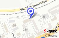 Схема проезда до компании ТФ ОРСКНЕФТЕПРОДУКТСЕРВИС в Орске