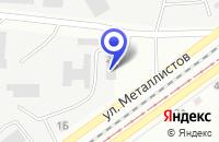 Схема проезда до компании СУ ОРСКГАЗСТРОЙ-1 в Орске