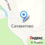 Библиотека на карте Магнитогорска
