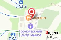 Схема проезда до компании Мастерская по ремонту спортивного снаряжения в Зелёной Поляне