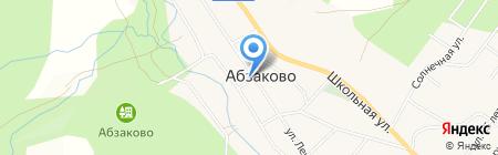 Мечта на карте Абзаково