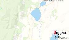 Гостиницы города Якты-Куль на карте