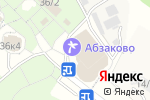 Схема проезда до компании Абзаково в Новоабзаково
