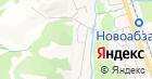 Бунгало CLUB на карте