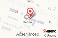Схема проезда до компании Баймакский сельскохозяйственный колледж в Таштимерово