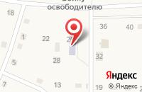 Схема проезда до компании Тылсым в Давлетово