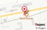 Схема проезда до компании Издательство Зауралинформ в Сибае