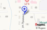 Схема проезда до компании БЮРО СУДЕБНО-МЕДИЦИНСКОЙ ЭКСПЕРТИЗЫ (ОТДЕЛЕНИЕ) в Шале
