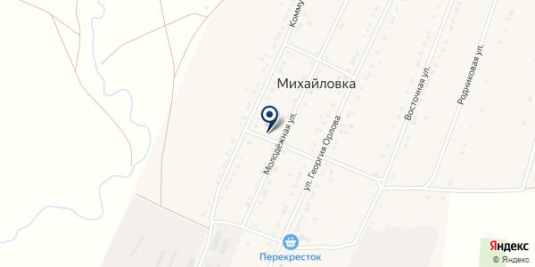 Натали на карте Михайловке