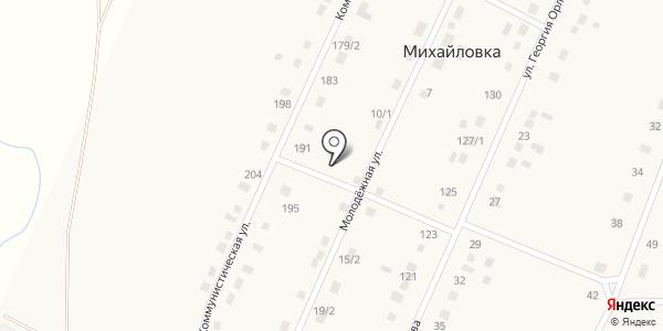 Натали. Схема проезда в Михайловке