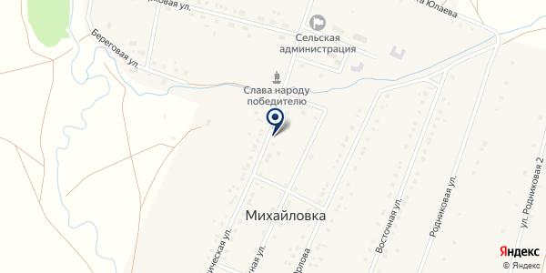 Автосервис на карте Михайловке