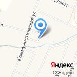 Агидель на карте Михайловки