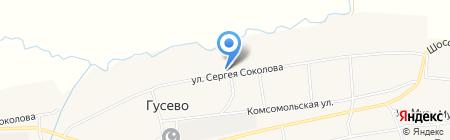 Участковый пункт полиции №6 по Абзелиловскому району на карте Авняша