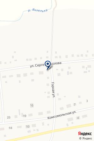 Продукты, магазин на карте Авняша
