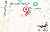 Схема проезда до компании Аптека №321 в Красной Башкирии