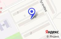 Схема проезда до компании СТРАХОВАЯ КОМПАНИЯ ТАГАНАЙ-АСКО в Бакале