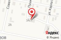 Схема проезда до компании Малыш в Красной Башкирии