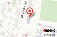 Схема проезда до компании Теремок в Красной Башкирии