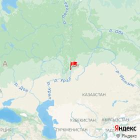 Weather station patronkotikov in Smelovskiy, Chelyabinsk Region, Russia