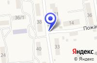 Схема проезда до компании ОТДЕЛЕНИЕ ПОЧТОВОЙ СВЯЗИ ПОЛОЦКОЕ в Кизильском