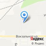 Непоседа на карте Магнитогорска
