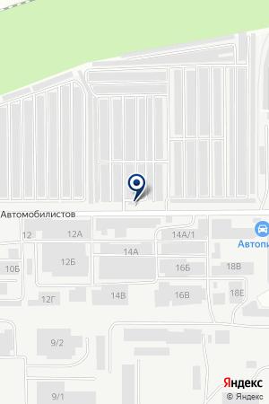 ХИМЧИСТКА-ПРАЧЕЧНАЯ АКВАТЕКС-ДИАНА (ПРИЕМНЫЙ ПУНКТ) на карте Магнитогорска