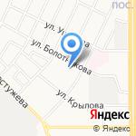Альфа-Авто на карте Магнитогорска