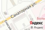Схема проезда до компании Современные Информационные Системы в Магнитогорске
