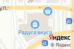 Схема проезда до компании Офисная планета в Магнитогорске