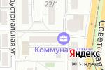 Схема проезда до компании Уральский институт урбанистики в Магнитогорске