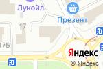 Схема проезда до компании Кольцо в Магнитогорске