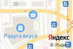 Схема проезда до компании Место встречи в Магнитогорске
