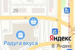 Схема проезда до компании СуперДеньги в Магнитогорске