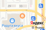 Схема проезда до компании ТАБАК-СЕРВИС в Магнитогорске